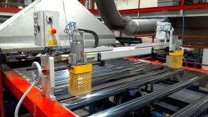 Technologické vybavení pracovišť, jejich přestavby a doplnění dle požadavků zákazníka