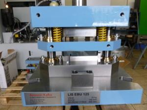 Blokový LN 500x400mm, lis 250t projekt BMW