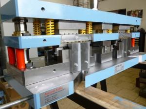 Blokový LN 900x400mm, lis 250t projekt BMW