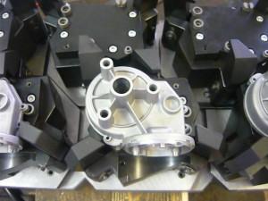 Polohový hydraulický přípravek