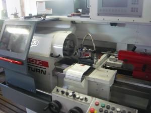 CNC soustruh Masturn 50, r.v. 2008 Max. průměr 250mm, L=1000mm